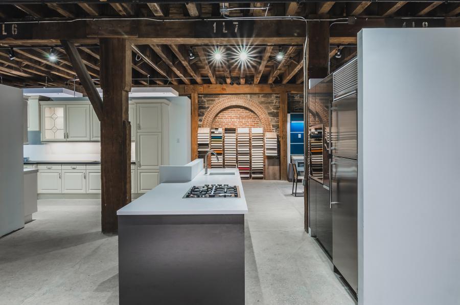 attractive german kitchen center nice look