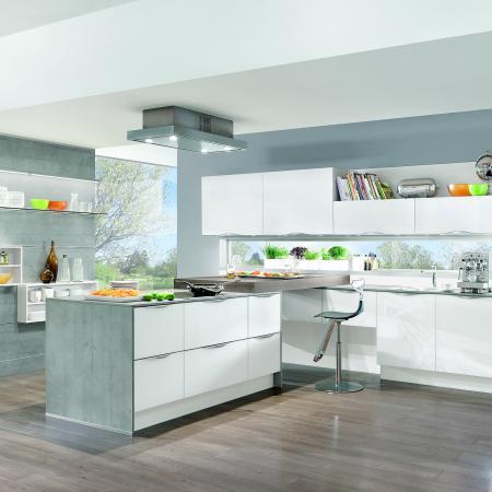 Nobilia Laser Kitchen Design