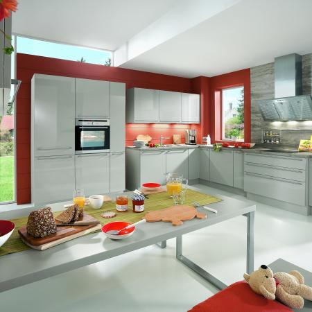 Nobilia Focus Kitchen with Color Concept