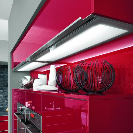 Nobilia Flash Modern Kitchen Cabinet Shelf
