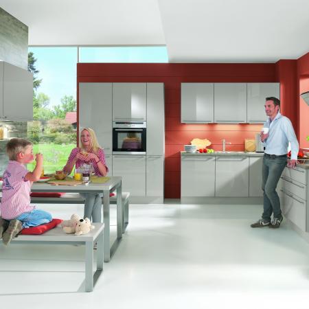 Nobilia Focus Color Concept Kitchen