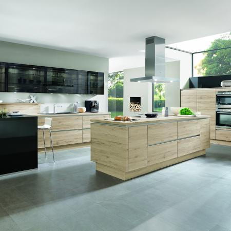Nobilia New York Riva Wood Look Kitchen