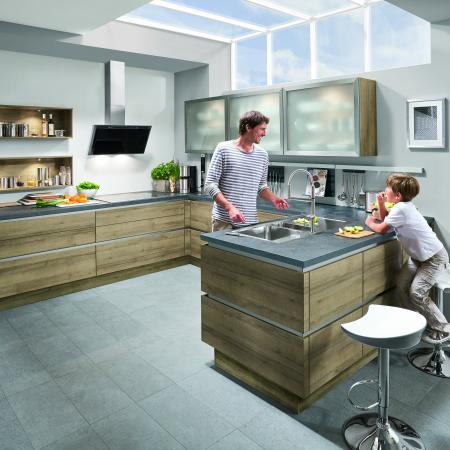 Nobilia New York Riva Family Kitchen